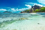 Anse Source-d'Argent Beach