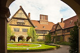 Cecilienhof Palace in Potsdam, Brandenburg, Germany