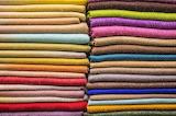 Multi color fabric