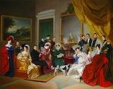La Marmora family~ Pietro Ayers
