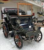 1898 De Dietrich Type I au Technik Museum Speyer.