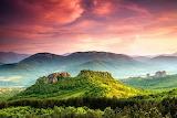 Belogradchik rocks Fortress, Bulgaria