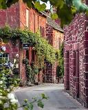 Collonges-la Rouge, France
