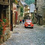 Dinan, France2