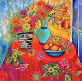 summer table, Elisa Boughner