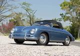 1955 Porsche 356A 1600 Speedster