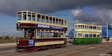 Bolton 66 and Standard 147 at Blackpool Pleasure Beach