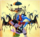 Divine Loophole, Ramayana 2 Illustrator Sanjay Patel
