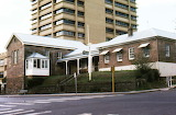 Gosford Courthouse and Police Station circa 1980s Beryl Strom ph