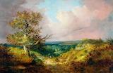 A Passing Storm John Berney Ladbrooke