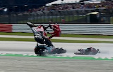Crash-Quartararo-Dovizioso-Gp Silverstone