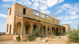 Terlingua Texas ghost mansion