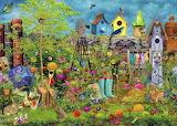 Summer Garden - Aimee Stewart