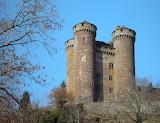 Chateau d'Anjony - France