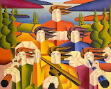 structured musicians, Alan Kenny