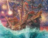 Pirate ship party - Anton Jakovljevic Lomaeva