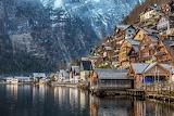 ☺ Alpine village of Hallstatt, Austria...