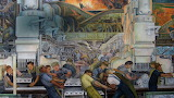 Detroit Industry Mural by Diego Rivera