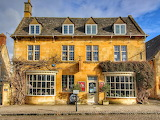 ^ Shop in Broadway in the Cotswolds, England