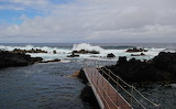 Açores, way to the ocean, Portugal