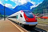 Switzerland - train