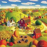 Harvest Bounty - Robin Moline