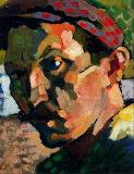 André Derain - Self Portrait