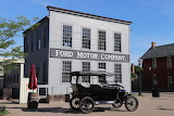 Greenfield Village Ford Motor Company by Ed Davis