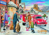 Colours-colorful-Magic-of-christmas-jigsaw-puzzle-trevor-mitchel