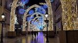 Lights in Spain