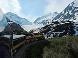 Trains - Alaska Railroad - Seward