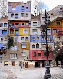 Austria, Vienna, Hundertwasserhaus