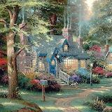 Cottage-T.Kinkade