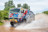 GINAF Rally Truck