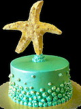 Rotate the starfish cake @ Sweet Somethings Desserts