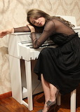 Piano black dress94