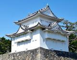 Nagoya Castle SW Turret, Japan