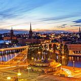 Stockholm, Sweden...