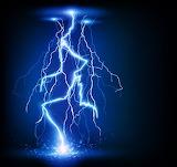 #Lightning Vector