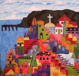 little patchwork village