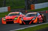 Honda NSX GT & BMW M6 GT3