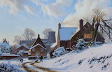 Middle of Winter, Everdon