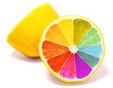 #Colorful Lemon