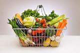 Shopping-basket-filled-with-fresh-vegetables