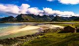 Lofoten Beach - Photo id-5130031 Pixabay by Trond Giæver Myhre