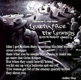 Krayzie Bone Artillery Shop Lyrics