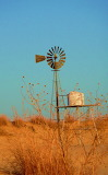 Windmill in the Sandhills
