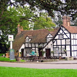 ^ The Old Bull, Inkberrow, Worcestershire, England