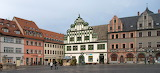 Market Square, Weimar Germany