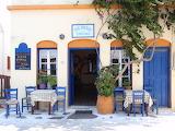 Taverna,Amorgos,Greece